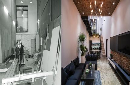 Bình yên và đầy thư thái với thiết kế dự án Phong House0