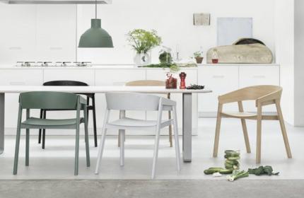 Các mẫu ghế đa dạng phong cách hoàn thiện bộ set bàn ăn nhà bạn
