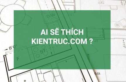 Đối tượng chính của KIENTRUC.com