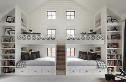 Nghiên cứu thật kỹ khi thiết kế phòng ngủ nhỏ từ 7m2-15m2