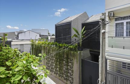 Ngôi nhà Sài Gòn kín cổng cao tường nhưng rợp bóng mát, tràn ngập ký ức tuổi thơ0