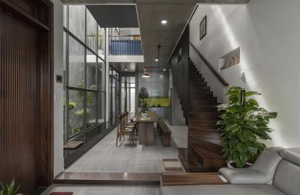 Nhờ thiết kế đã mang lại trải nghiệm tuyệt vời cho ngôi nhà 119m20
