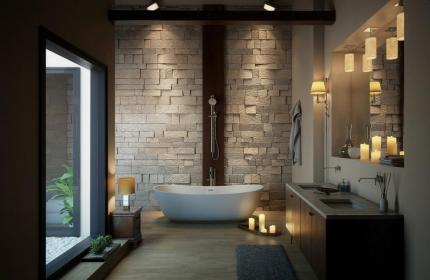 Top 10 mẫu trang trí phòng tắm sang trọng và lý tưởng cho Spa