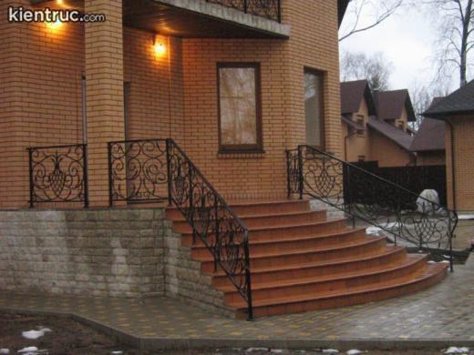 bậc tam cấp cầu thang đẹp