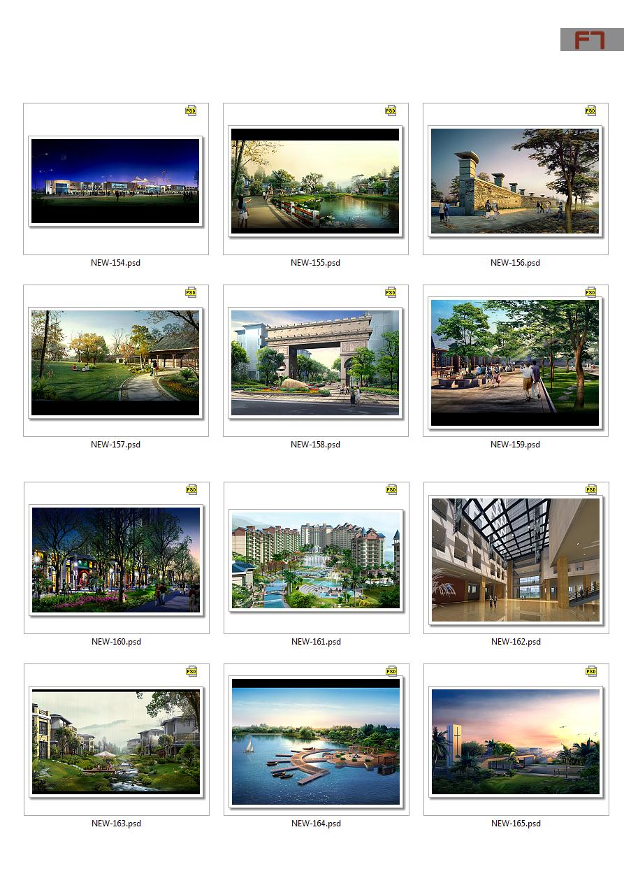 Chia sẻ FREE Thư Viện PHOTOSHOP Kiến Trúc
